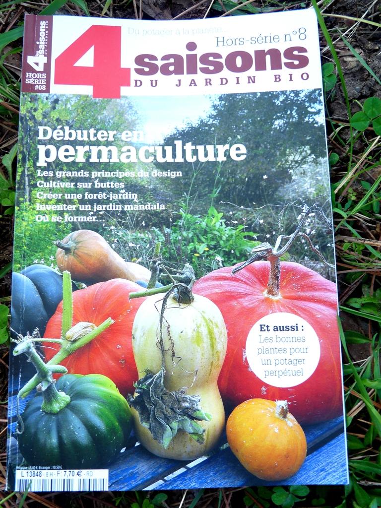 """Un hors-série de la revue """"Les Quatre Saisons du Jardinage Biologique"""""""