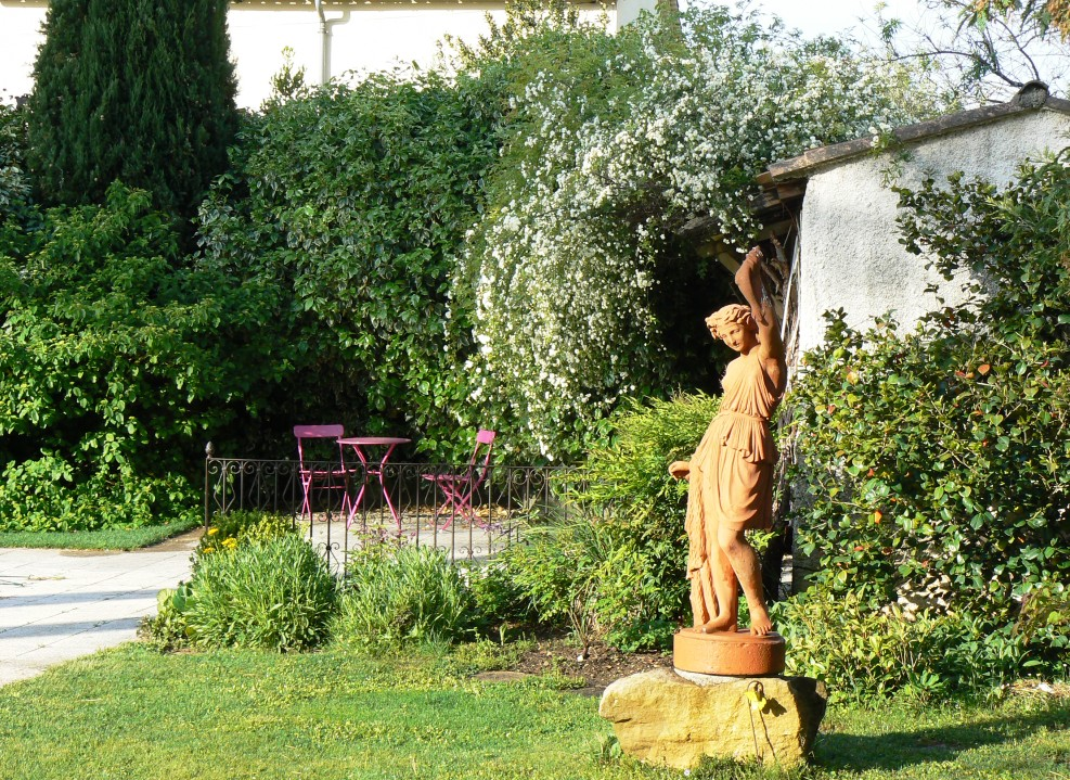 Observer, aimer, vivre le jardin.